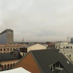 View from the 7th floor - morning