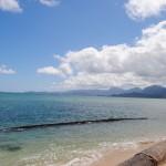 Beach at Chinamans hat